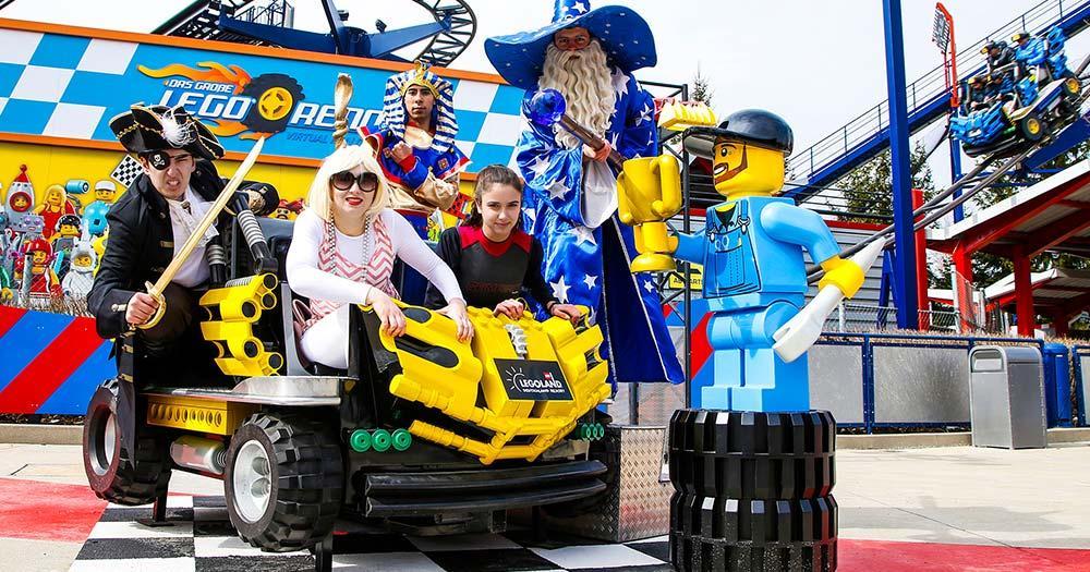 Legoland - Figuren