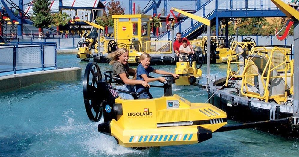 Legoland - xtreme Wellenreiter