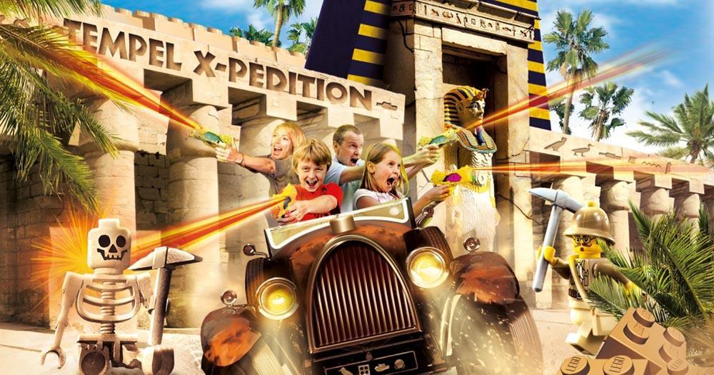 Legoland - Reich der Pharaonen