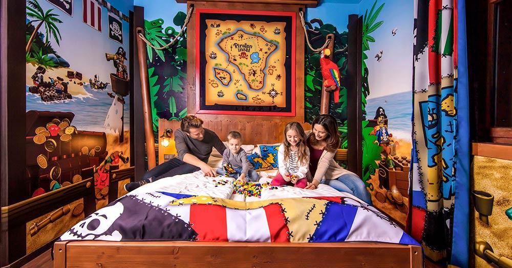 Legoland - Doppelzimmer