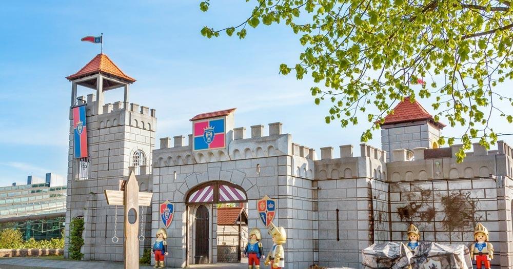 PLAYMOBIL-FunPark - Playmobil Burg