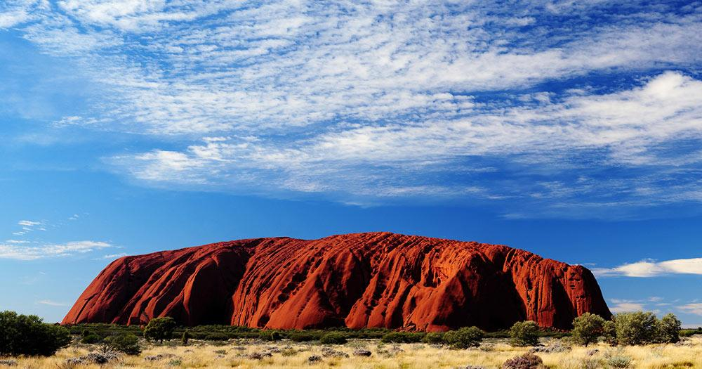 Alice Springs - Red Rock