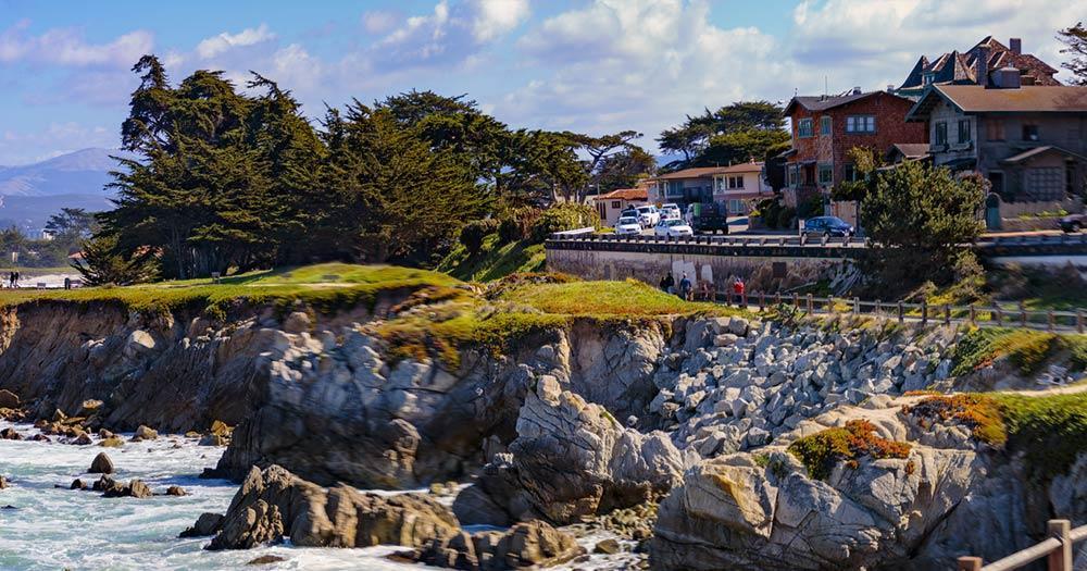 Monterey - Pacific Grove