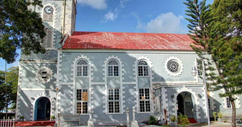 Barbados - Zentrum von Bridgetown