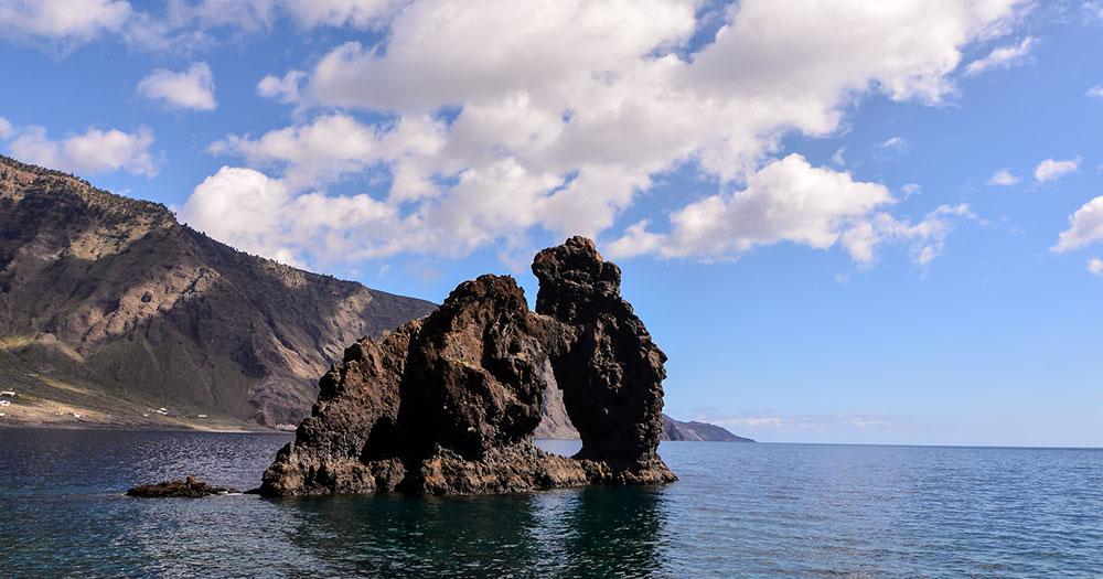 El Hierro - berühmter Felsen