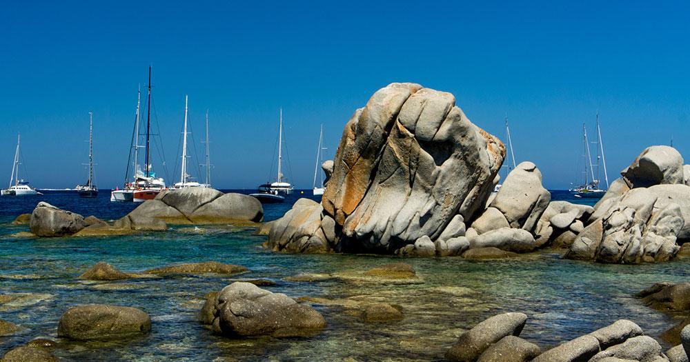 Korsika - Îles Lavezzi