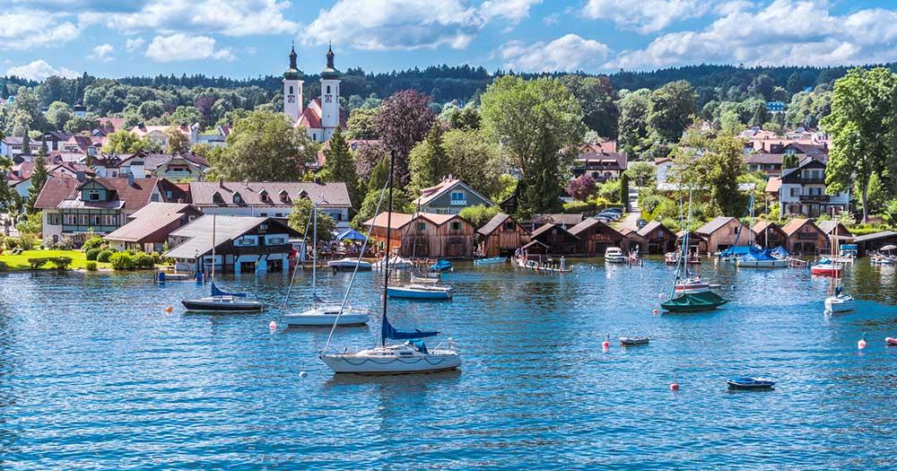 Starnberger See - Tutzing