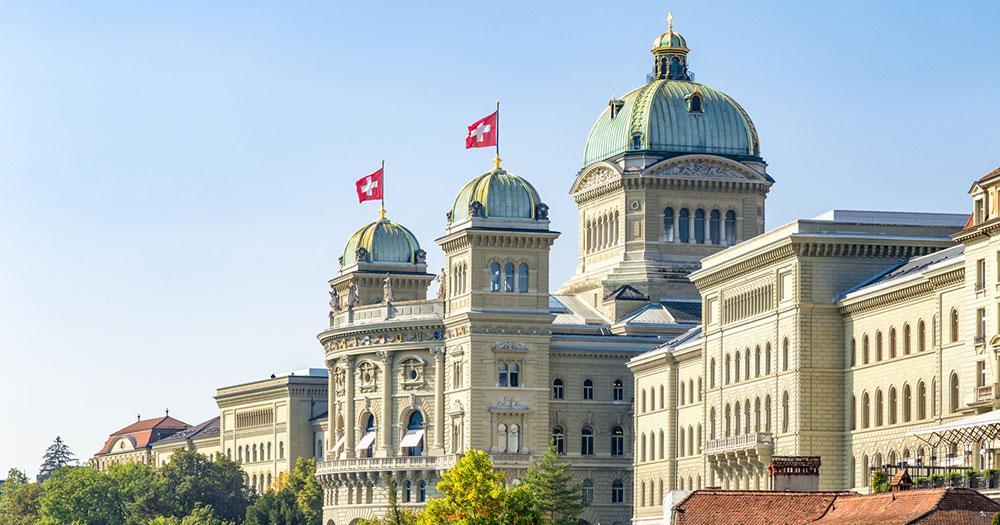 Bern - Bundeshaus