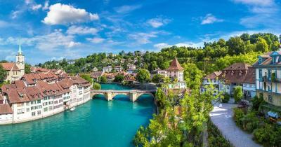 Bern - Panoramablick