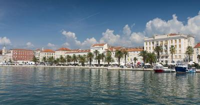 Zadar - Uferpromenade