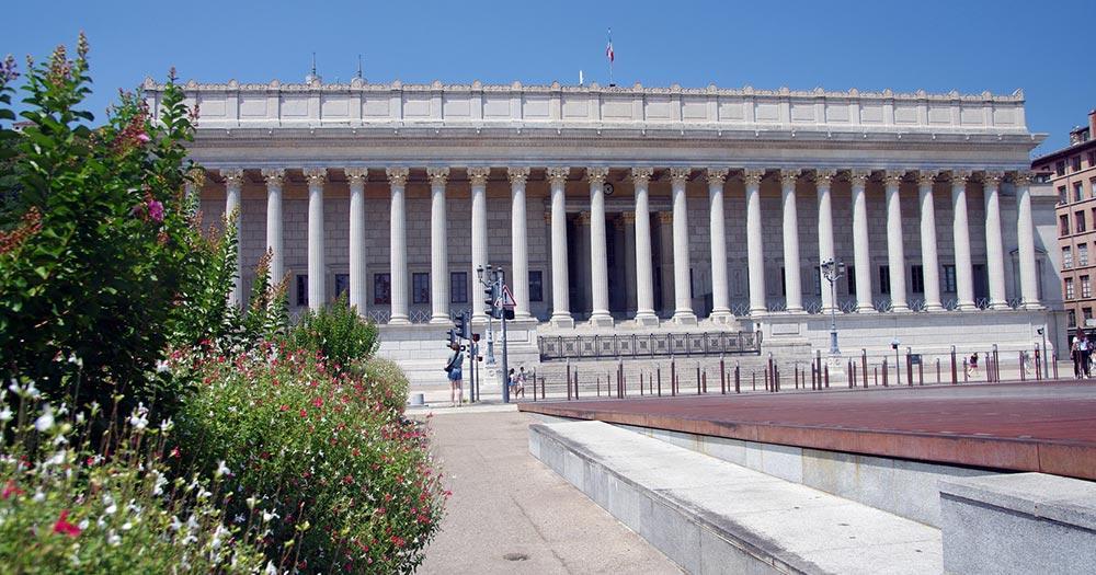 Lyon - Tribunale de Lyon