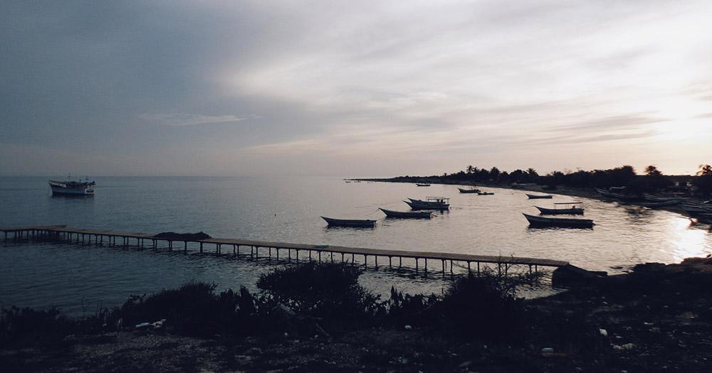 Isla de Margarita - Playa Punta Arenas