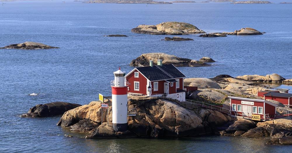 Göteborg - Leuchtturm