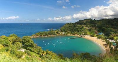 Trinidad und Tabago - Parlatuvier bay