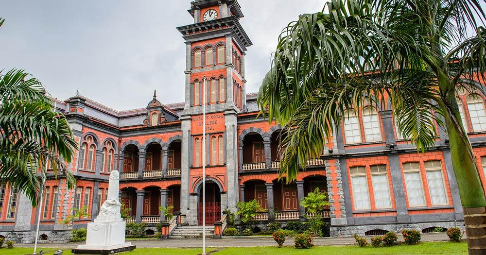 Trinidad und Tabago - Queen's Royal College