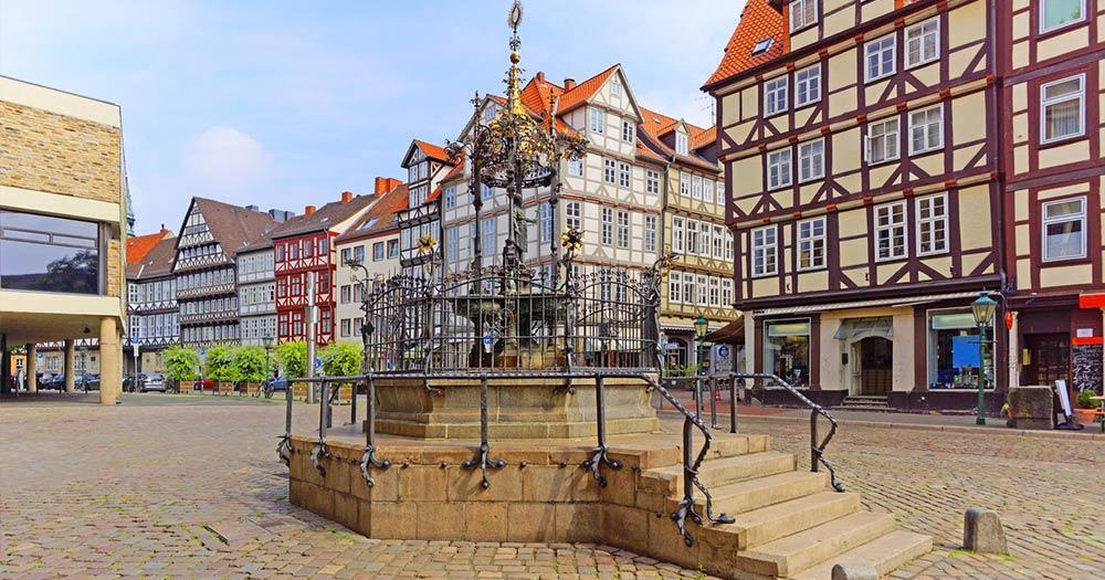 Hannover - Holzmarkt