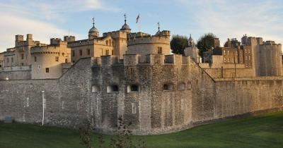 Tower of London - Aussenmauern