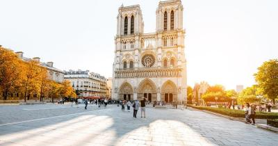Notre-Dame de Paris - 2 Türme