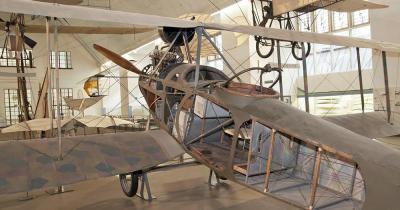 Deutsches Museum -  Ausstellungsstücke