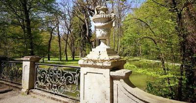 Schloss Nymphenburg - Garten