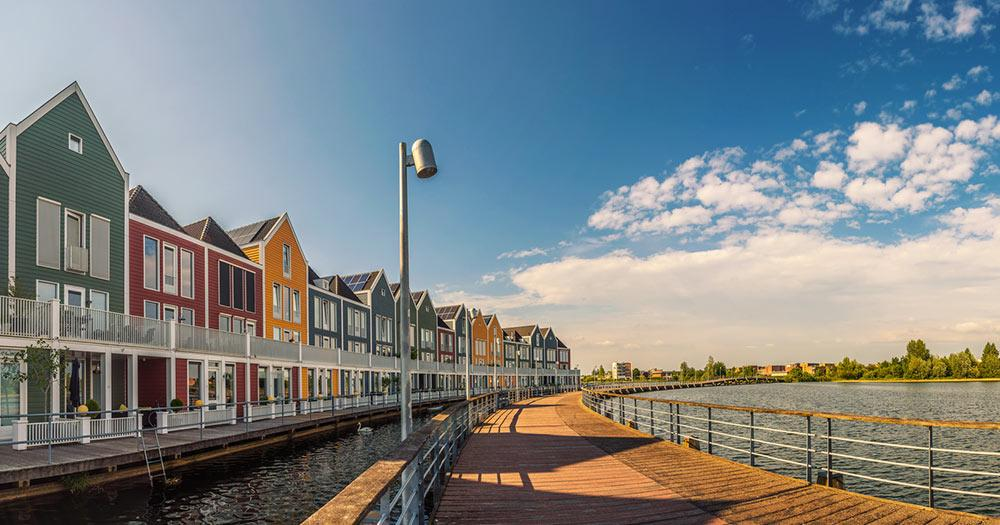 Utrecht - Rainbow Houses