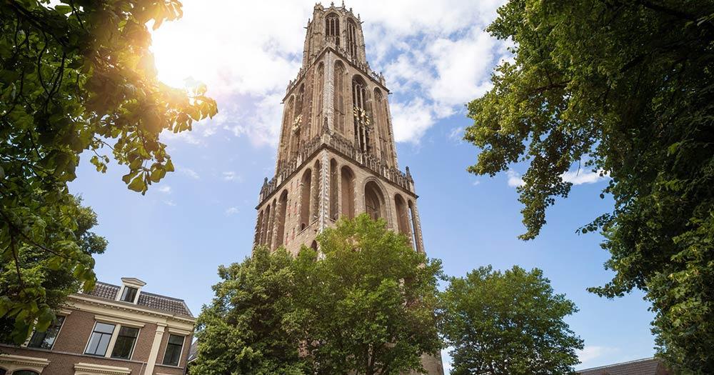Utrecht - historischer Ortskern