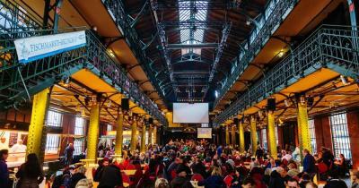 Hamburger Fischmarkt - Markthalle