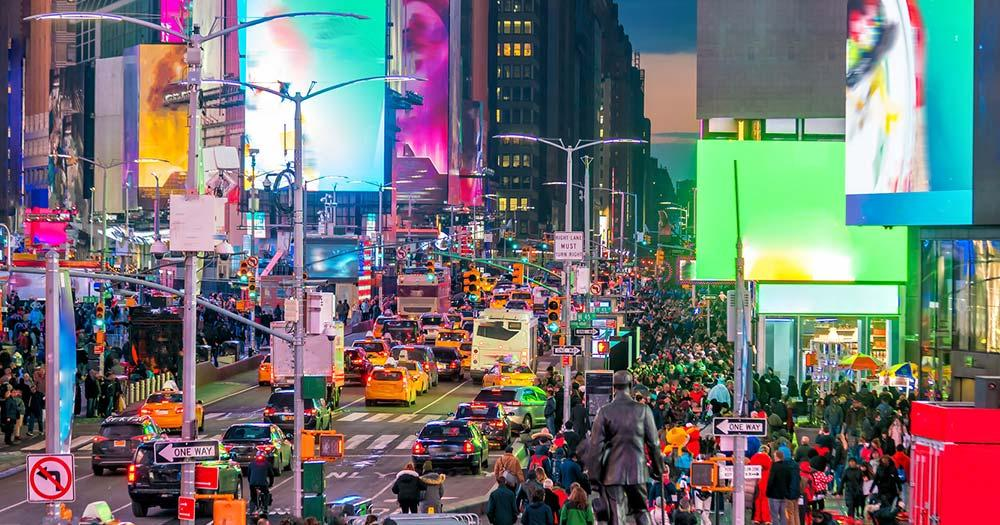 Broadway-Shows - Times Square