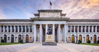 Museo del Prado - Aussenansicht