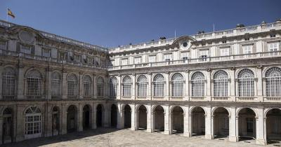 Palacio Real - Arkaden
