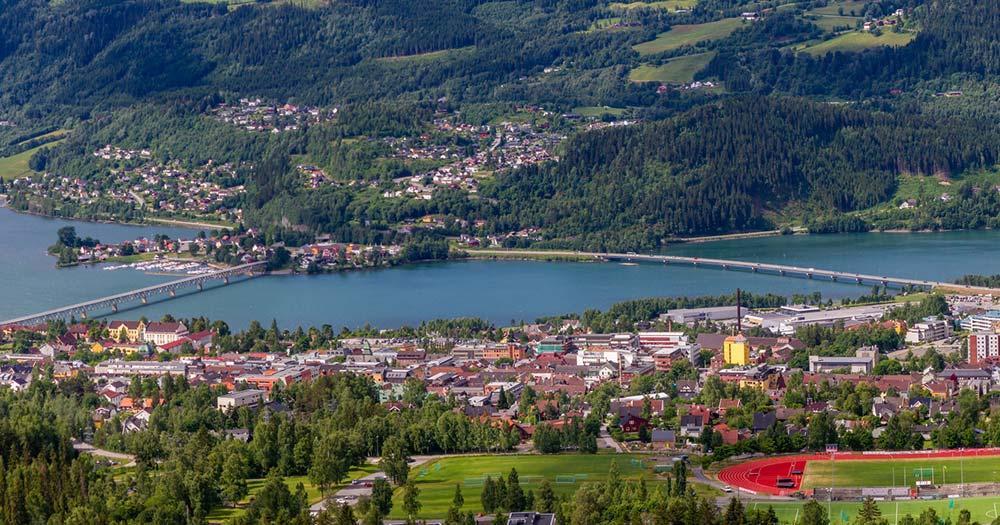 Lillehammer - Panorama