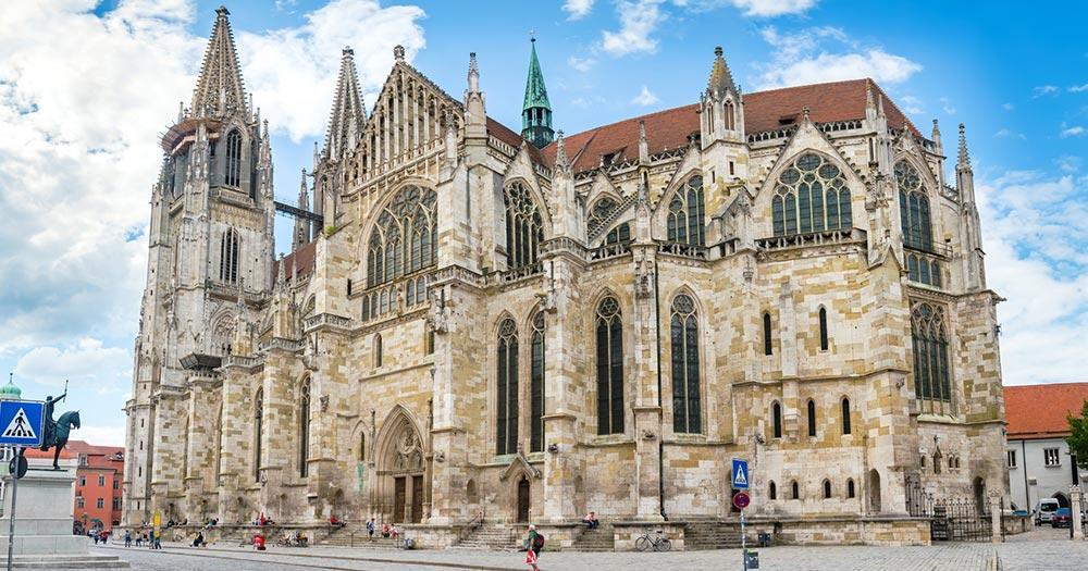 Regensburg - Kathedrale