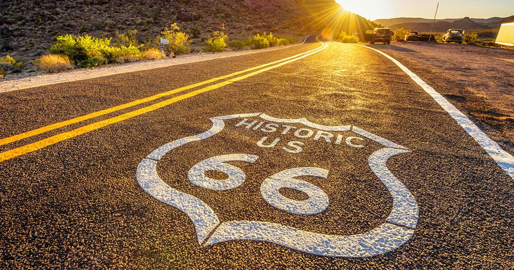 Arizona - Die Route 66 wartet auf Sie