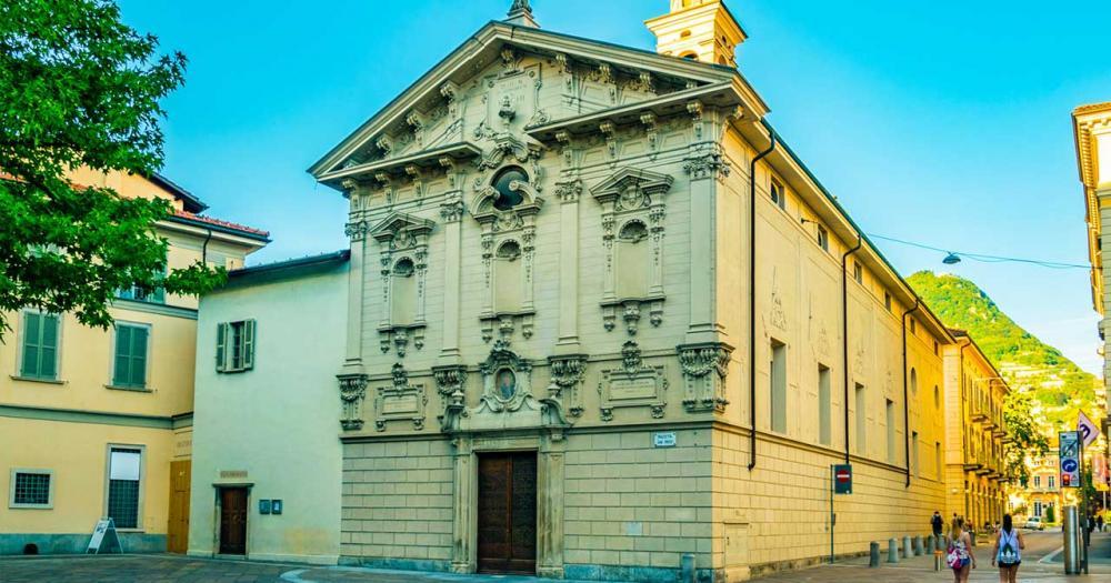 Lugano - San Rocco