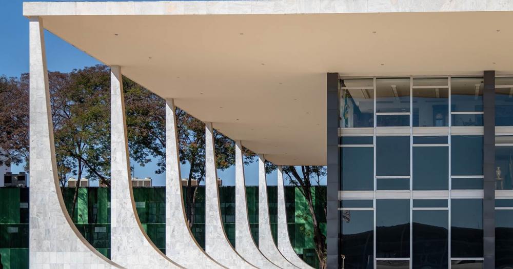 Brasilia - Gerichtsgebäude