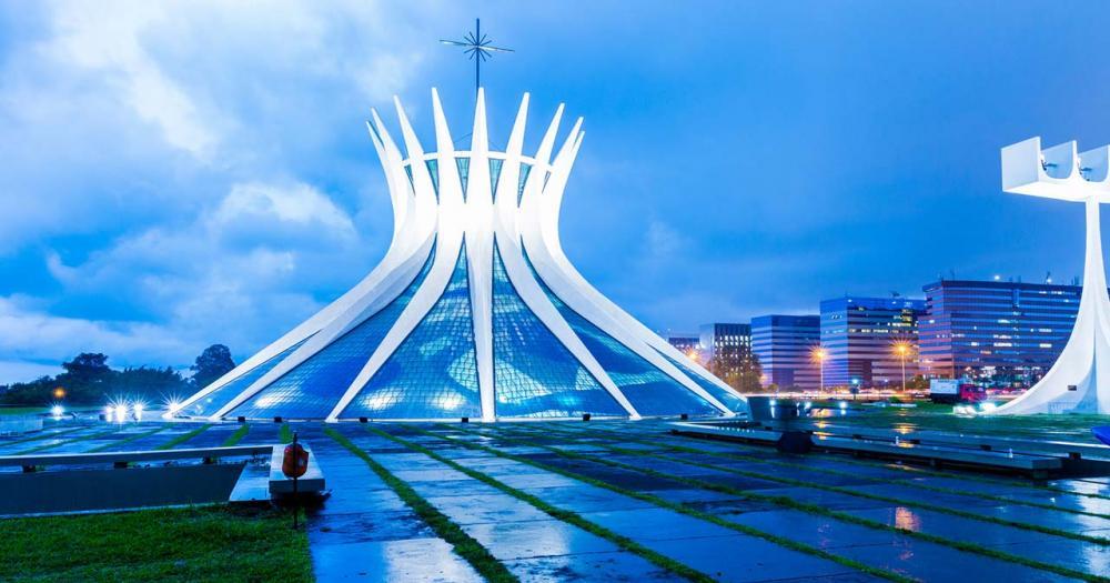 Brasilia - Kathedrale