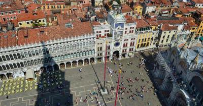 Basilica di San Marco - Markusplatz
