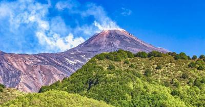 Ätna - Vulkanabhang