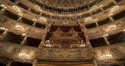 Teatro La Fenice - Tribüne