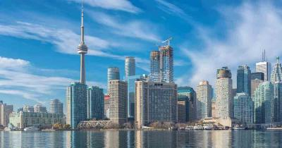 Toronto - Syline bei Tag