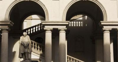 Accademia - Bogengänge