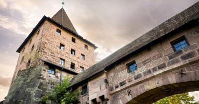 Kaiserburg Nürnberg - Schlayer Hallergate