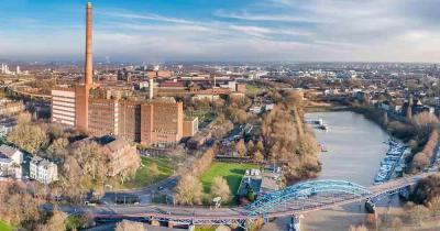 Duisburg - Panorama Blick