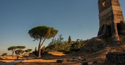 Via Appia Antica - alle Wege führen nach Rom
