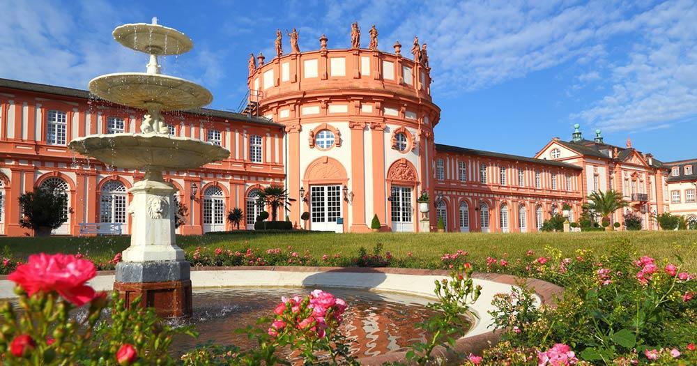 Wiesbaden - Biebricher Schloss