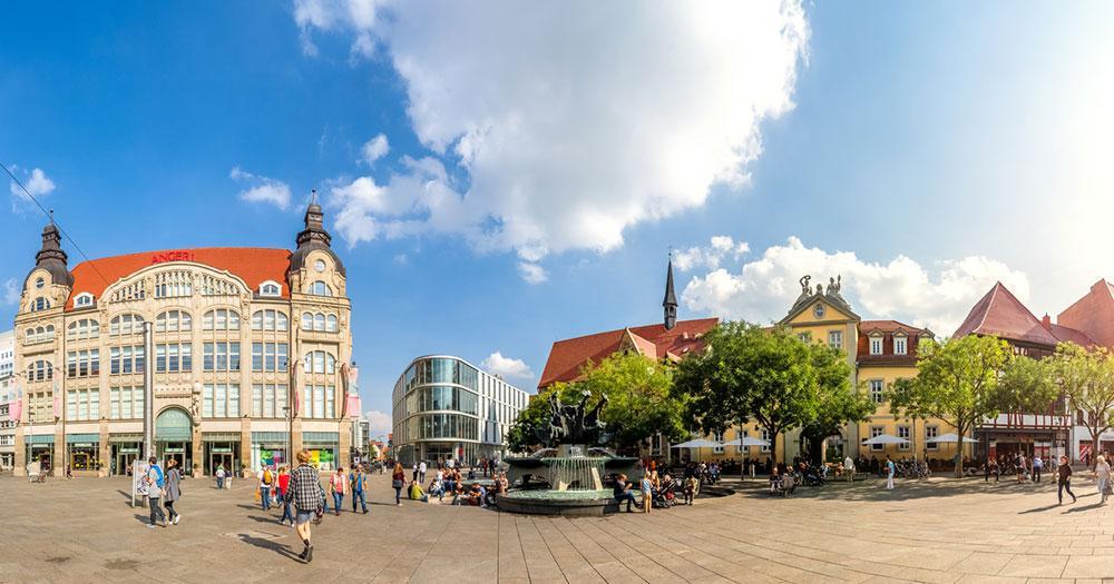 Erfurt - Anger