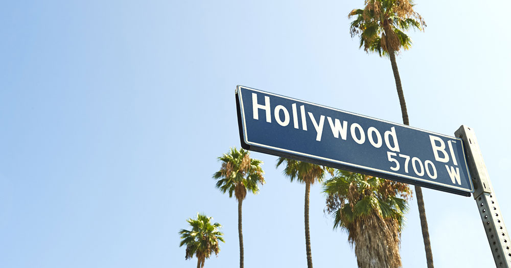 Los Angeles - Hollywood Boulevard