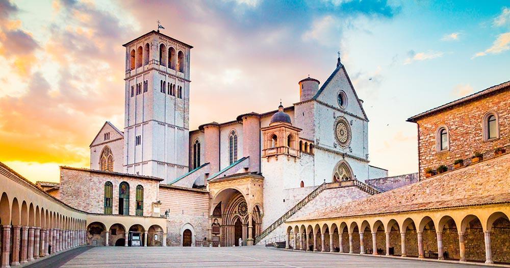 Perugia - Basilica St. Francis of Assisi