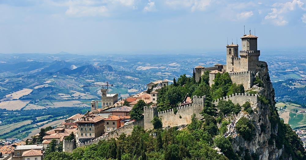 San Marino - Guaita Turm