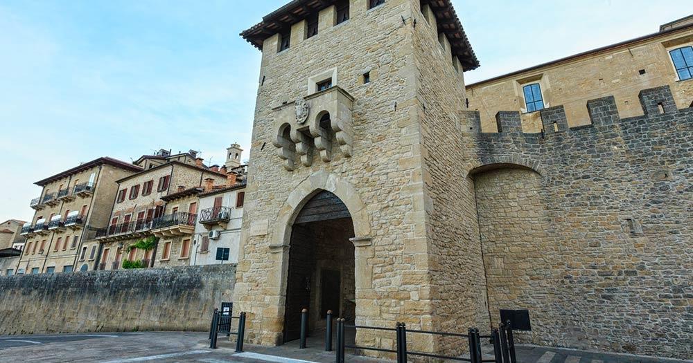 San Marino - Altstadt